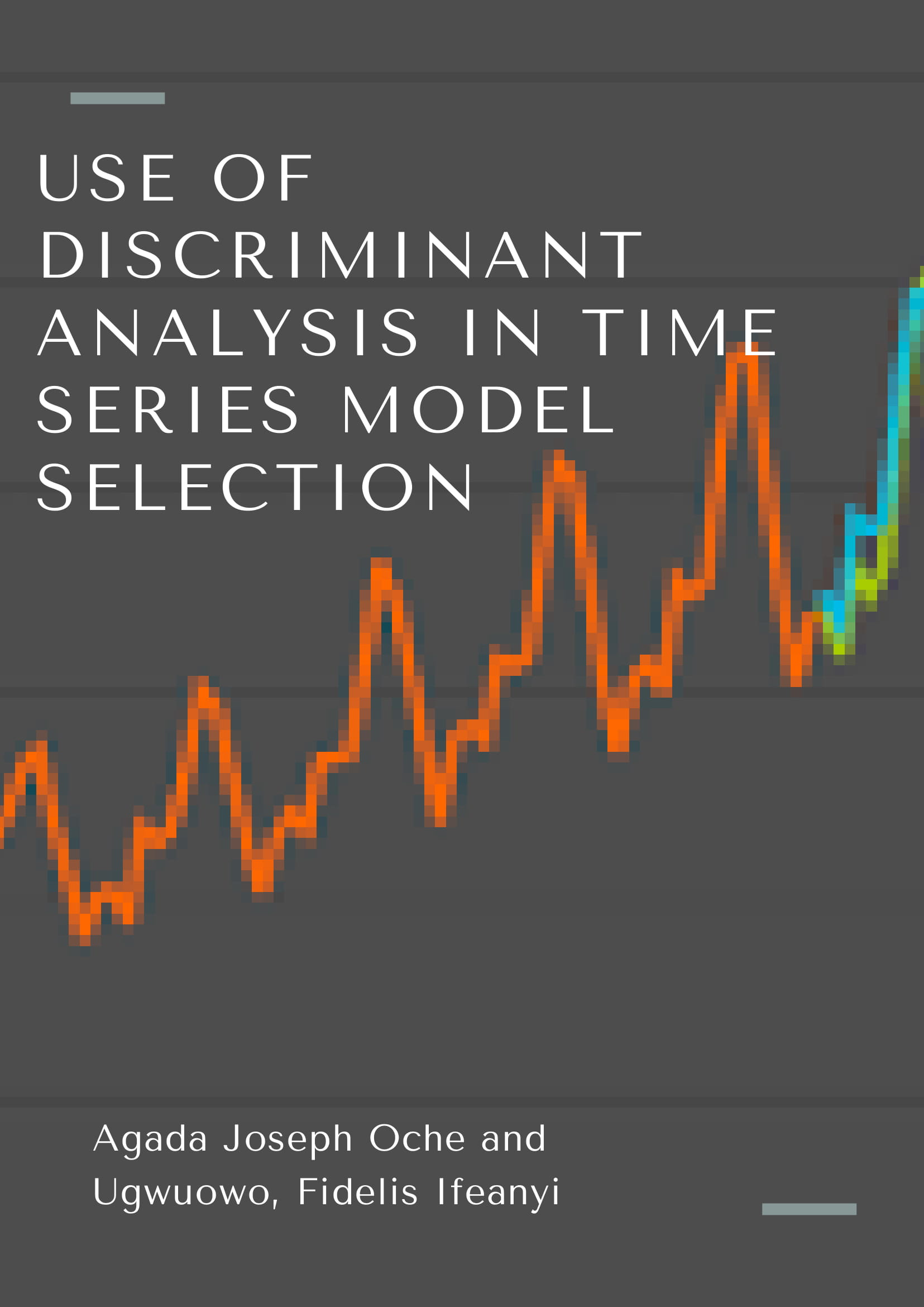 Use of Discriminant Analysis in Time Series Model Selection image